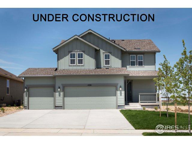 4581 N Bend Way, Firestone, CO 80504 (MLS #889733) :: Windermere Real Estate