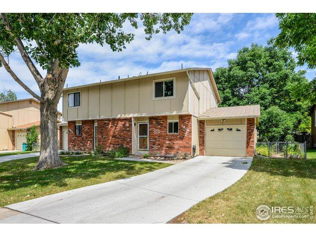 1806 Belmar Dr, Fort Collins, CO 80526 (MLS #889799) :: 8z Real Estate