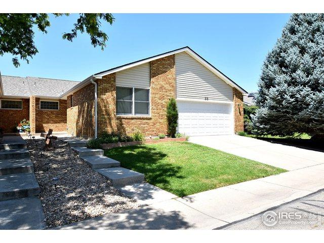 5601 W 18th St #35, Greeley, CO 80634 (MLS #889856) :: Windermere Real Estate