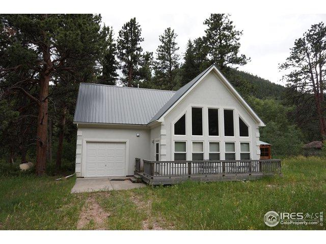 29737 Poudre Canyon Rd, Bellvue, CO 80512 (MLS #889920) :: Downtown Real Estate Partners