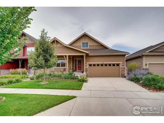 1322 Bluemoon Dr, Longmont, CO 80504 (MLS #889923) :: 8z Real Estate