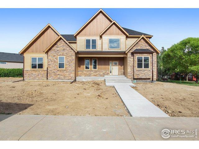 1445 Falcon Ridge Rd, Eaton, CO 80615 (MLS #889931) :: June's Team