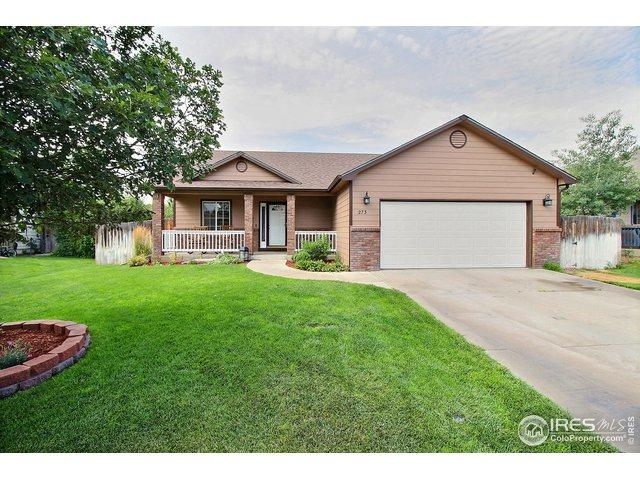 273 S 5th St Way, La Salle, CO 80645 (MLS #889943) :: Keller Williams Realty