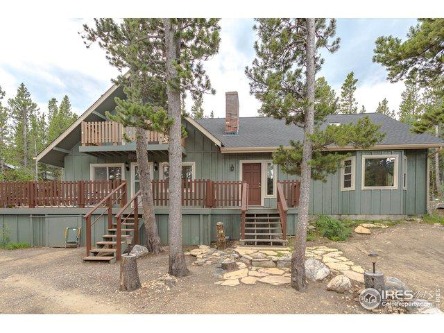 274 Upper Forest Rd, Idaho Springs, CO 80452 (MLS #890012) :: 8z Real Estate