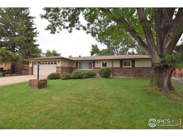 2526 Kittredge Dr, Loveland, CO 80538 (MLS #890042) :: 8z Real Estate