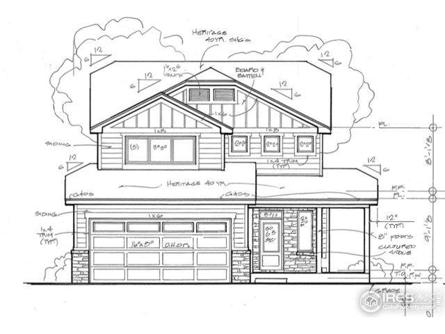3308 San Carlo Ave, Evans, CO 80620 (MLS #890071) :: Colorado Home Finder Realty