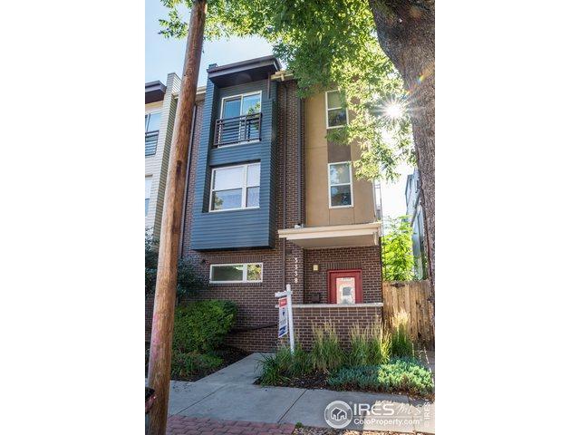 3338 Tejon St, Denver, CO 80211 (MLS #890107) :: The Bernardi Group