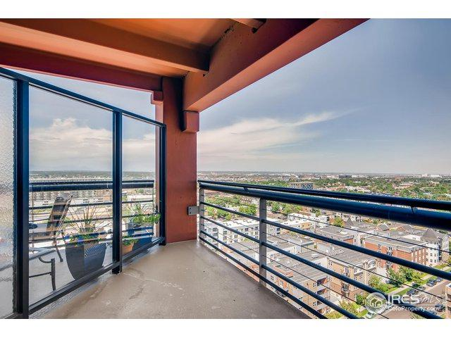100 Park Ave #1503, Denver, CO 80205 (MLS #890108) :: J2 Real Estate Group at Remax Alliance