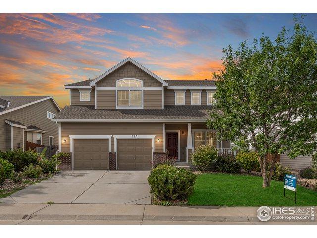 340 Short Dr, Dacono, CO 80514 (MLS #890172) :: 8z Real Estate