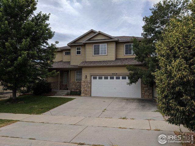 3319 Syrah St, Greeley, CO 80634 (MLS #890179) :: Windermere Real Estate