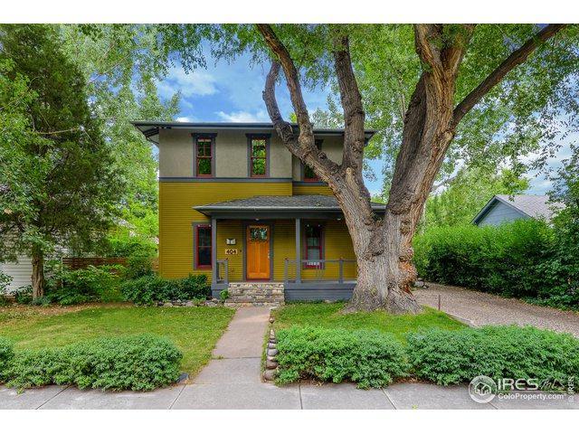 404 S Washington Ave, Fort Collins, CO 80521 (MLS #890186) :: 8z Real Estate