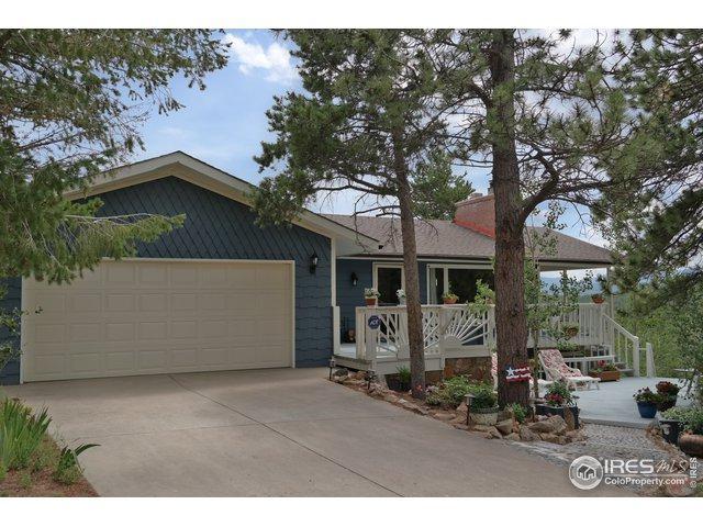 476 Evergreen Rd, Black Hawk, CO 80422 (#890189) :: The Peak Properties Group