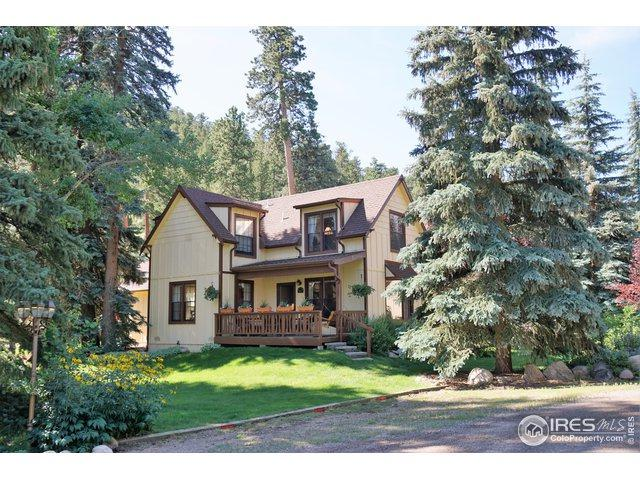 2222 Highway 66 #19, Estes Park, CO 80517 (MLS #890250) :: 8z Real Estate