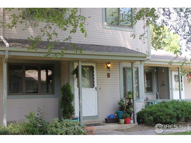 925 E Prospect Rd B, Fort Collins, CO 80525 (MLS #890278) :: Hub Real Estate