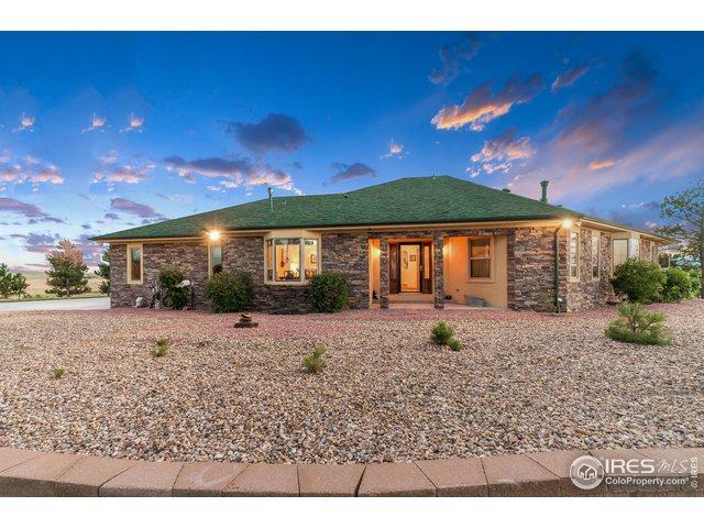 30905 Ridge Rd, Ramah, CO 80832 (MLS #890356) :: 8z Real Estate