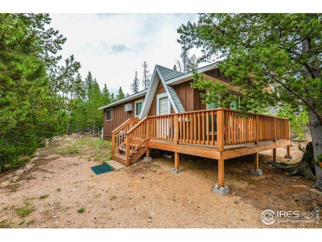 2155 Ottawa Way, Red Feather Lakes, CO 80545 (#890412) :: The Dixon Group