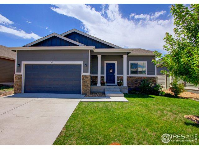 943 Settlers Dr, Milliken, CO 80543 (MLS #890448) :: June's Team