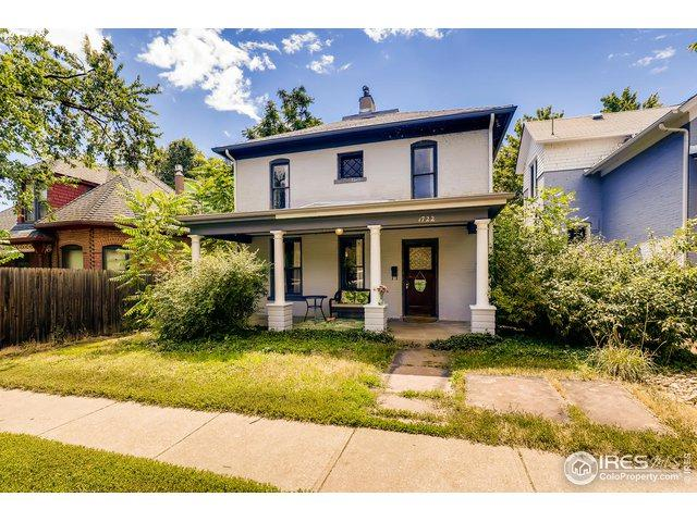 1722 Pine St, Boulder, CO 80302 (MLS #890457) :: 8z Real Estate