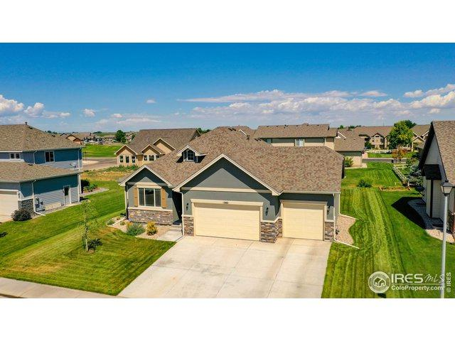 1383 Sage Dr, Eaton, CO 80615 (MLS #890494) :: June's Team