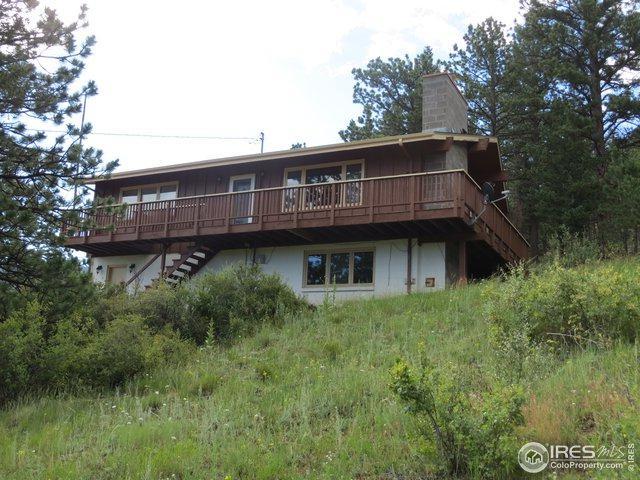 510 Whispering Pines Dr, Estes Park, CO 80517 (MLS #890524) :: Kittle Real Estate