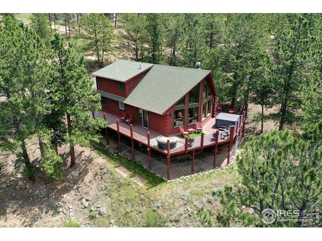 621 Evergreen Rd, Black Hawk, CO 80422 (#890541) :: The Peak Properties Group