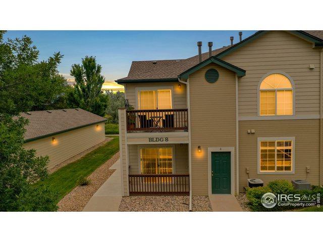 3002 W Elizabeth St C, Fort Collins, CO 80521 (MLS #890559) :: 8z Real Estate