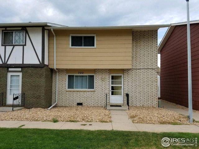 722 27th Ave, Greeley, CO 80634 (MLS #890578) :: Colorado Home Finder Realty