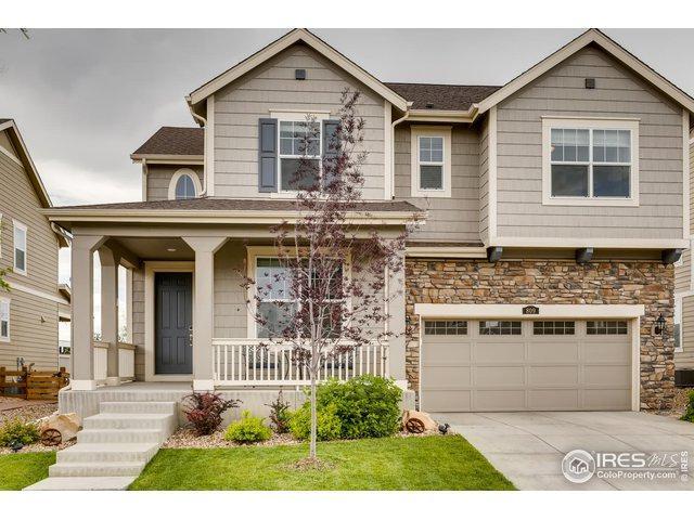 809 Dinosaur Dr, Erie, CO 80516 (MLS #890622) :: 8z Real Estate