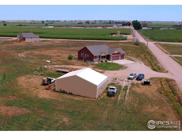19915 County Road 80, Ault, CO 80610 (MLS #890637) :: 8z Real Estate