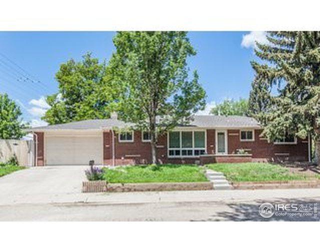 1401 Dover St, Loveland, CO 80538 (MLS #890659) :: Hub Real Estate