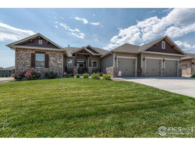 3566 Desert Rose Dr, Loveland, CO 80537 (MLS #890662) :: Colorado Home Finder Realty
