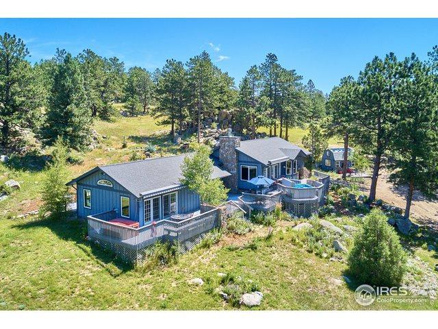 842 Lakeshore Dr, Boulder, CO 80302 (MLS #890665) :: The Bernardi Group