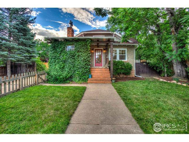 1400 Laporte Ave, Fort Collins, CO 80521 (MLS #890684) :: Downtown Real Estate Partners