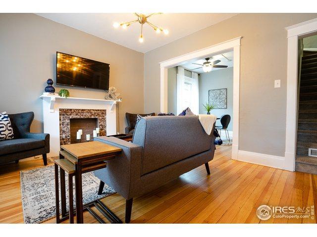 2427 W 32nd Ave, Denver, CO 80211 (MLS #890755) :: The Bernardi Group