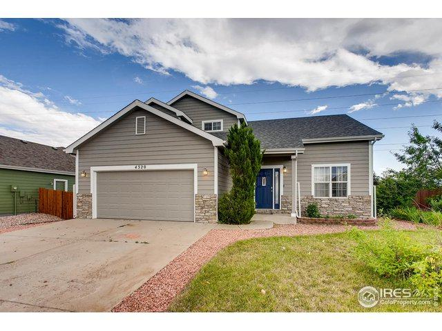 4320 W 31st St, Greeley, CO 80634 (#890846) :: HomePopper