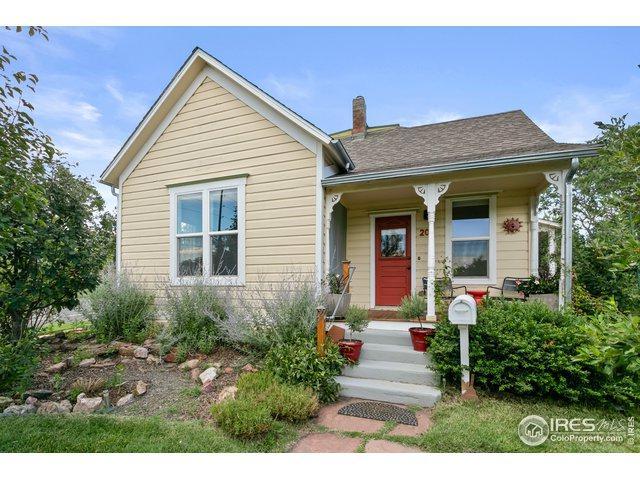 201 E Cannon St #A, Lafayette, CO 80026 (MLS #890878) :: 8z Real Estate