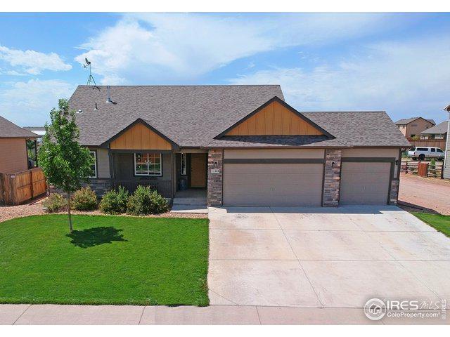 1109 5th St, Pierce, CO 80650 (MLS #890894) :: 8z Real Estate