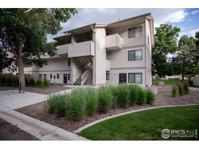 1705 Heatheridge Rd J205, Fort Collins, CO 80526 (MLS #890922) :: Windermere Real Estate