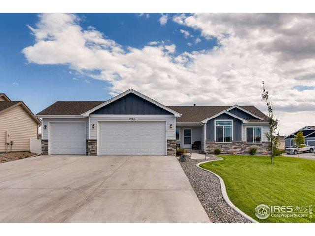 1462 Benjamin Dr, Eaton, CO 80615 (MLS #890944) :: 8z Real Estate