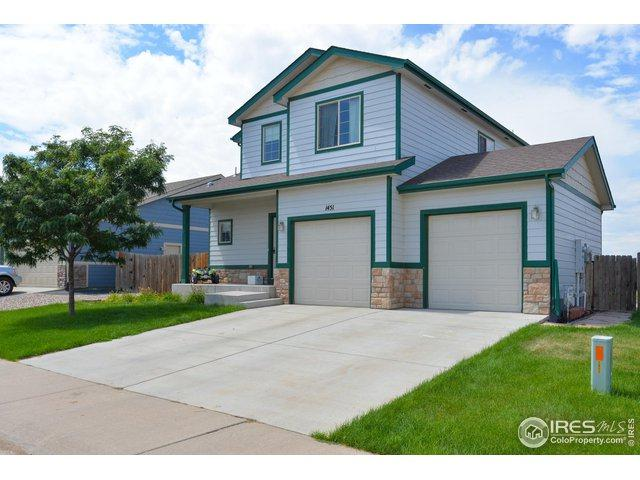 1451 S Haymaker Dr, Milliken, CO 80543 (MLS #890955) :: June's Team