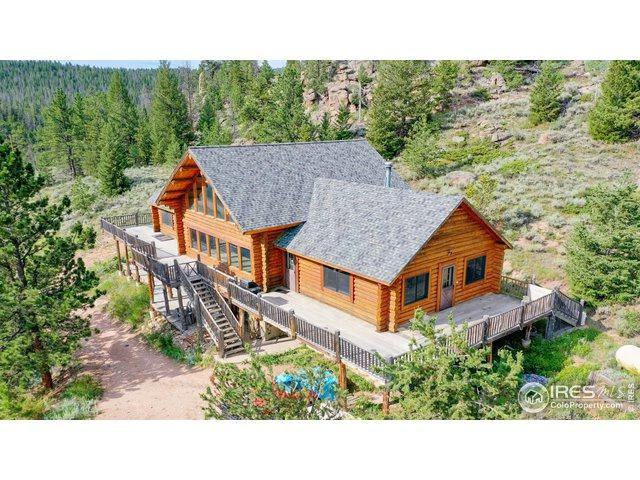 3967 N County Road 73C, Red Feather Lakes, CO 80545 (MLS #890962) :: 8z Real Estate