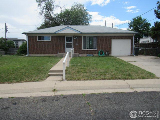 10428 Williams St, Northglenn, CO 80233 (#891007) :: The Griffith Home Team