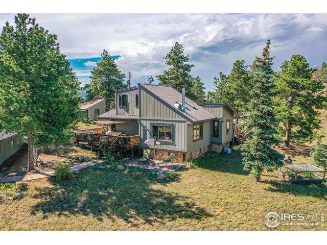 465 Springmeadow Way, Red Feather Lakes, CO 80545 (#891010) :: The Dixon Group