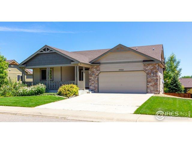 4522 Stump Ave, Loveland, CO 80538 (MLS #891034) :: Hub Real Estate