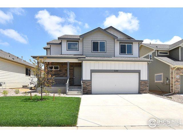 2105 Orchard Bloom Dr, Windsor, CO 80550 (#891089) :: James Crocker Team