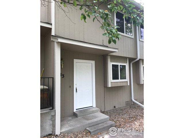 1440 Edora Rd #33, Fort Collins, CO 80525 (MLS #891106) :: 8z Real Estate