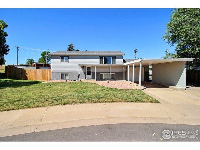 2211 34th Ave, Greeley, CO 80634 (MLS #891122) :: 8z Real Estate