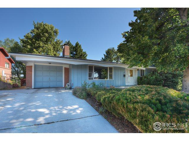2445 Balsam Dr, Boulder, CO 80304 (#891145) :: James Crocker Team
