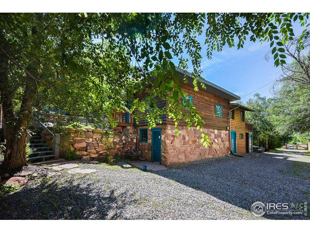 18621 N Saint Vrain Dr, Lyons, CO 80540 (MLS #891161) :: 8z Real Estate