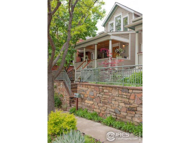 2005 8th St, Boulder, CO 80302 (#891196) :: James Crocker Team